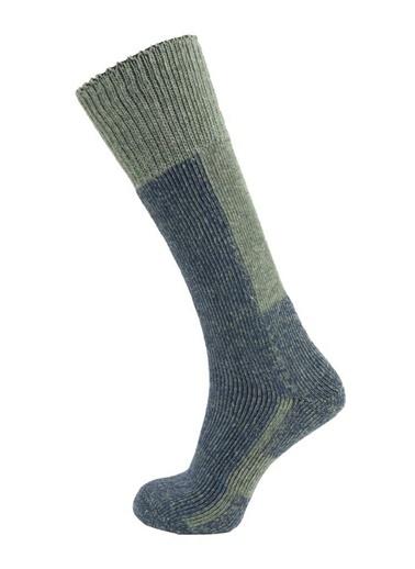 Panthzer  Ski Socks Yeşil/Lacivert Renkli